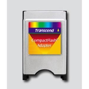 Transcend Adattatore CF - PC Card