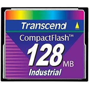 Transcend CompactFlash 128 MB