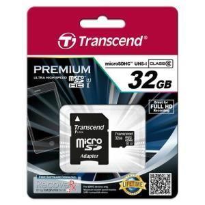 Transcend Premium microSDHC 32 GB Class 10