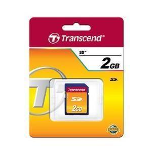 Transcend SD 2 GB