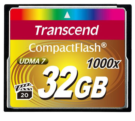 Transcend Ultimate CompactFlash 32 GB