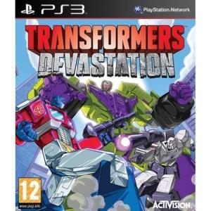 Activision Transformers: Devastation