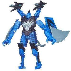 Transformers Dinobot Strafe Power Attacker