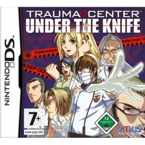 Nintendo Trauma Center Under the Knife