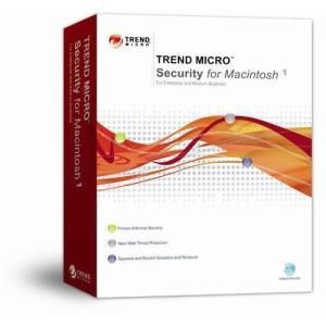 Trend Micro Security for Macintosh Standalone Bundle (Upgrade)