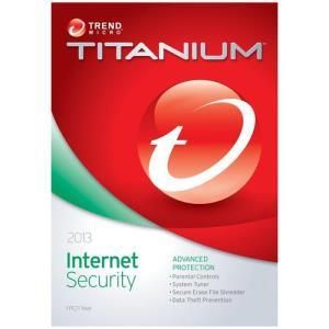 Trend Micro Titanium Internet Security 2013