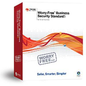 Trend Micro Worry-Free Business Security Advanced 5