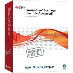 Trend Micro Worry-Free Business Security Advanced 6