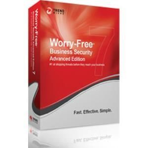 Trend Micro Worry-Free Business Security Advanced 7 (Maintenance)