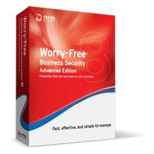 Trend Micro Worry-Free Business Security Advanced 8 (Upgrade)