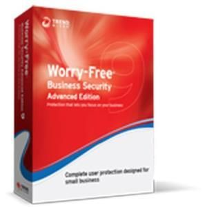 Trend Micro Worry-Free Business Security Advanced 9 (Upgrade)