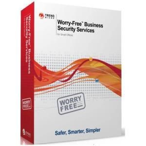 Trend Micro Worry-Free Business Security Services 2 (Upgrade)