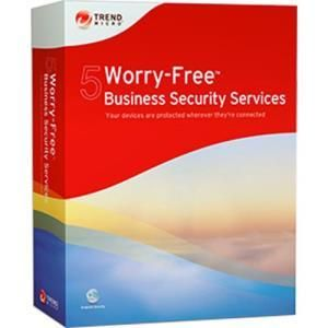 Trend Micro Worry-Free Business Security Services 3