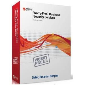 Trend Micro Worry-Free Business Security Services (Upgrade)