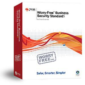 Trend Micro Worry-Free Business Security Standard 5