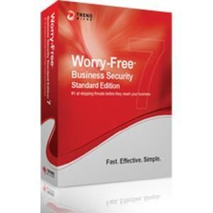 Trend Micro Worry-Free Business Security Standard 7 (Maintenance)