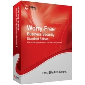 Trend Micro Worry-Free Business Security Standard 7 (Upgrade)