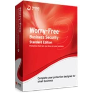 Trend Micro Worry-Free Business Security Standard 9