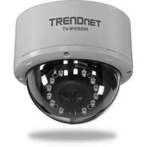 Trendnet tv ip262pi megapixel poe day night dome internet camera