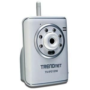 TRENDnet TV-IP312W