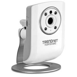 TRENDnet TV IP751WIC Wireless Day / Night Cloud Camera