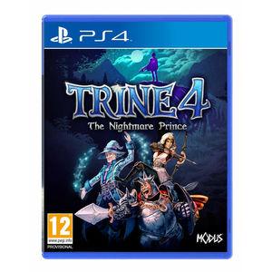 Modus Games Trine 4: The Nightmare Prince
