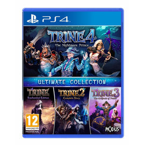 Modus Games Trine: Ultimate Collection