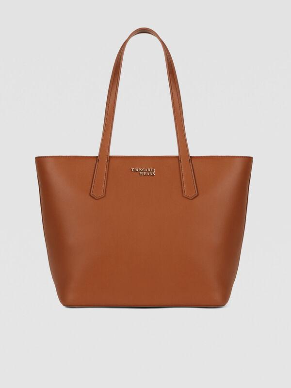 Trussardi Jeans Tote Bag Miss Carry Medium 75B00766