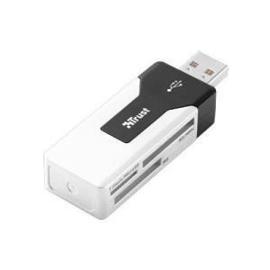 Trust EasyConnect 36-in-1 USB2 Mini Cardreader CR-1350p