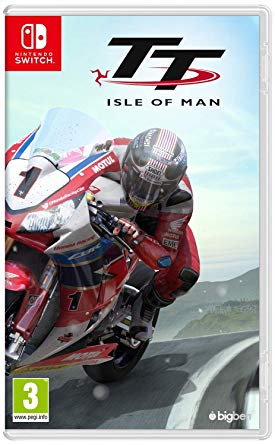 Bigben TT Isle of Man - Ride on the Edge