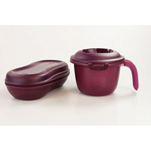 Tupperware Cuoci Riso Junior + Cuoci Omelette (26826)