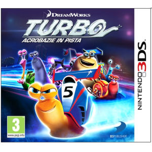 D3 Publisher Turbo: Acrobazie in Pista
