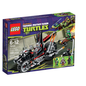 Lego Turtles 79101 Dragomoto di Shredder