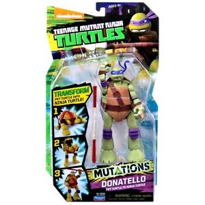 Turtles Mutations Donatello