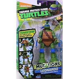 Turtles Mutations Leonardo