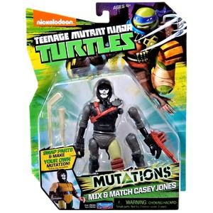 Turtles Mutations Mix & Match Casey Jones