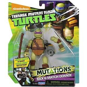 Turtles Mutations Mix & Match Donatello