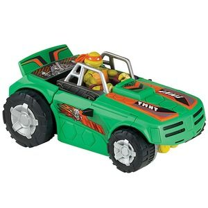 Turtles Turbo Charger
