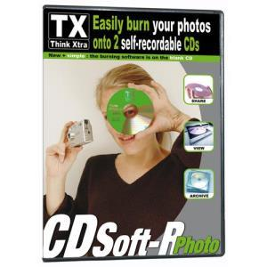 TX CDSoft-R Photo CD-R 74 (2 pcs)