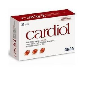 U.G.A. Nutraceuticals Cardiol 30perle