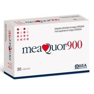 U.G.A. Nutraceuticals Meaquor 900 30capsule