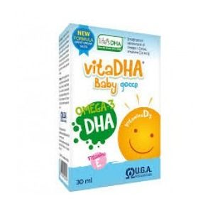 U.G.A. Nutraceuticals VitaDHA Baby 30ml