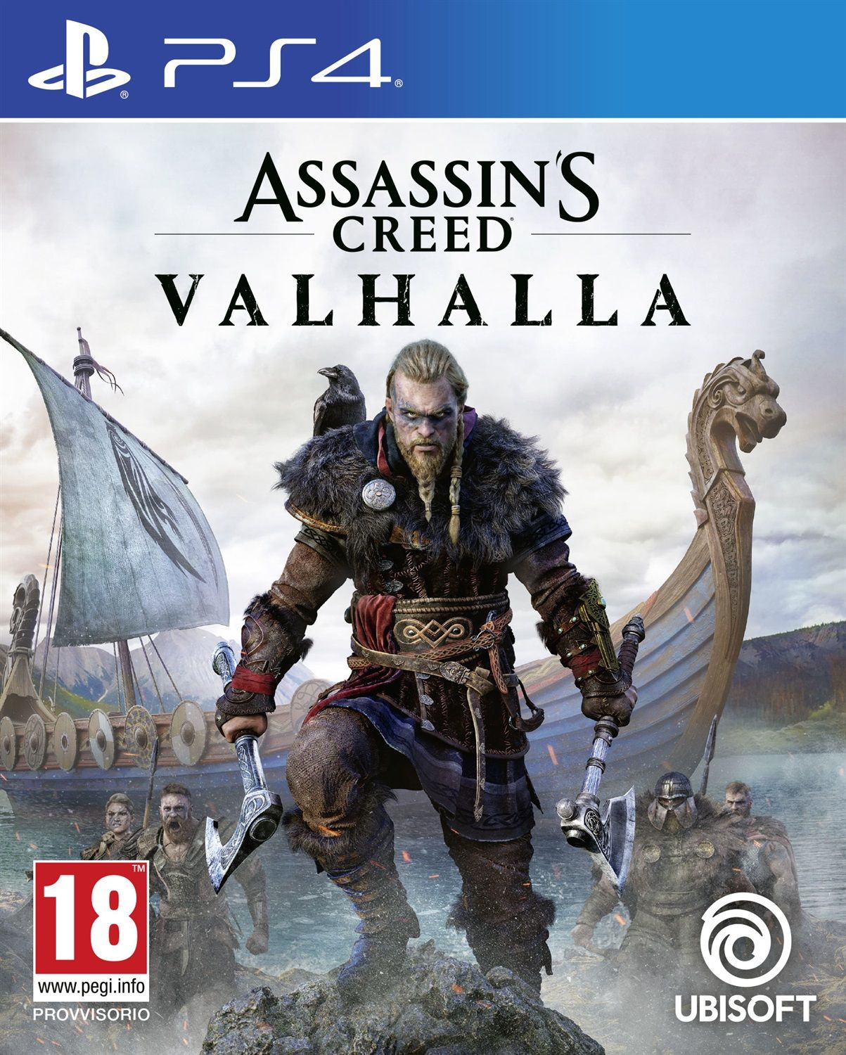 Ubisoft Assassin's Creed: Valhalla PS4