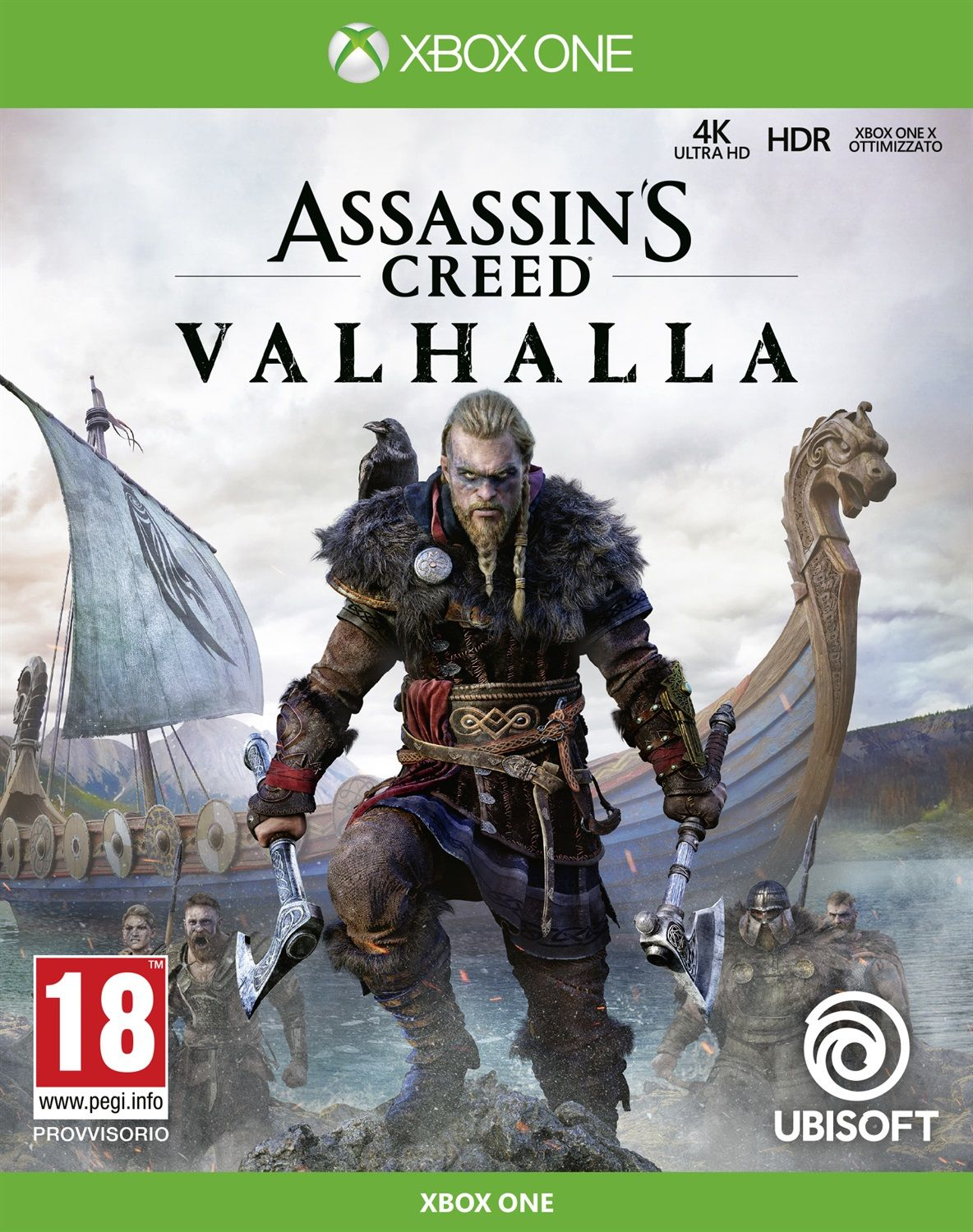 Ubisoft Assassin's Creed: Valhalla Xbox One