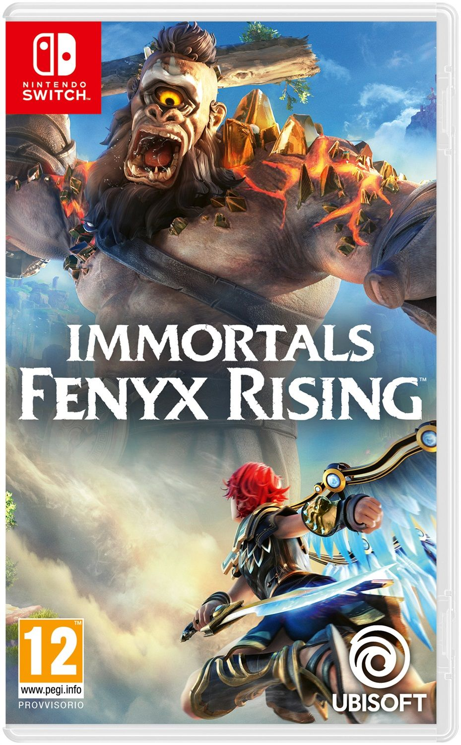 Ubisoft Immortals: Fenyx Rising Switch
