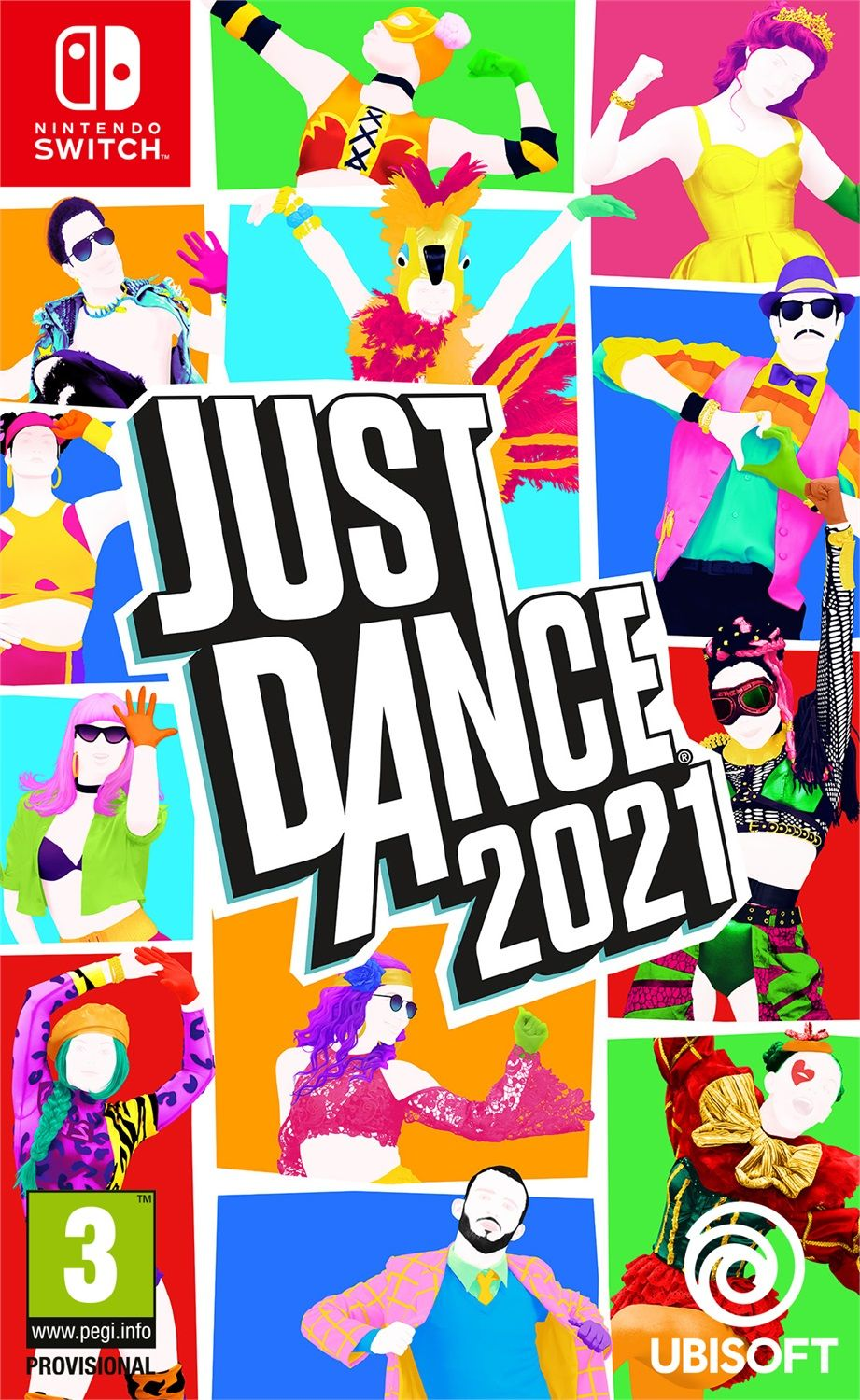 Ubisoft Just Dance 2021 Switch