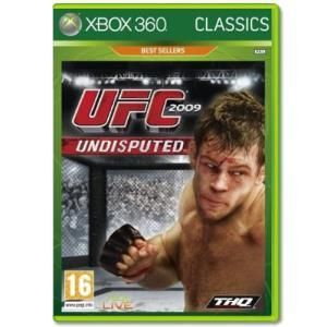THQ UFC Undisputed 2009
