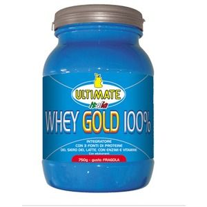 Ultimate Italia Whey Gold 100%