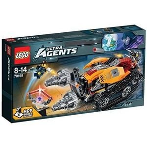 Lego Ultra Agents 70168 Il furto dei diamanti di Drillex