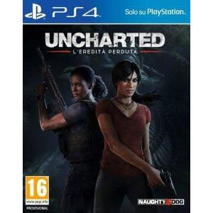 Uncharted l eredita perduta ps4